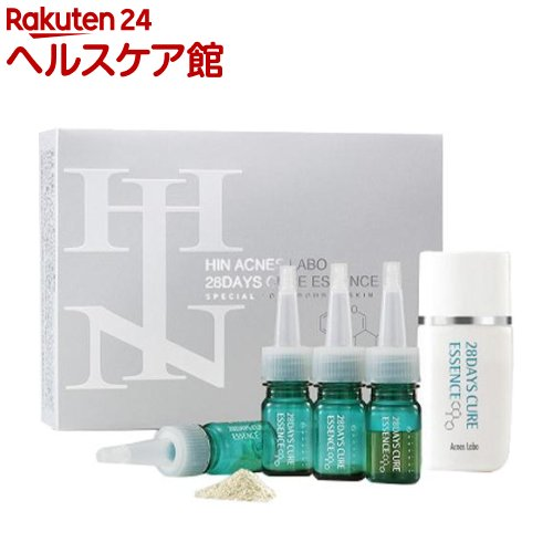 HINアクネスラボ 28デイズ キュア エッセンス(1セット)【アクネスラボ】