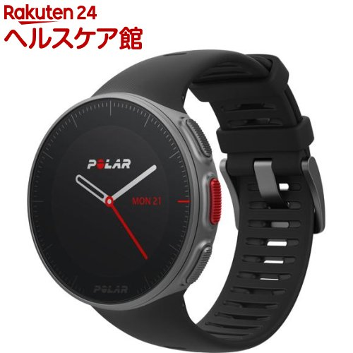 ポラール GPSプロマルチスポーツウォッチ VANTAGE V ブラック(1個)【POLAR(ポラール)】