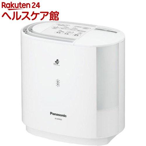 パナソニック ヒーターレス気化式加湿機 FE-KFR03-W(1台)【パナソニック】【送料無料】