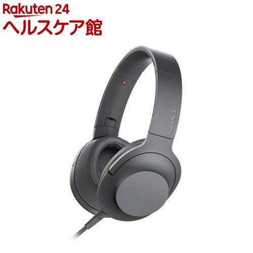 ソニー ステレオヘッドホンh.ear on 2(MDR-H600A) B(1コ入)【SONY(ソニー)】【送料無料】