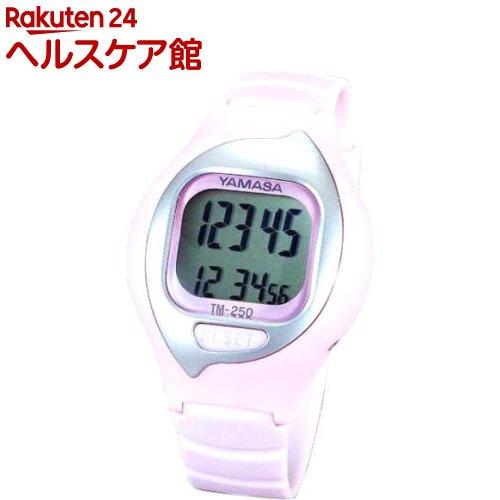 ニューとけい万歩 ピンク ☆新作入荷☆新品 TM-250 1コ入 ショッピング