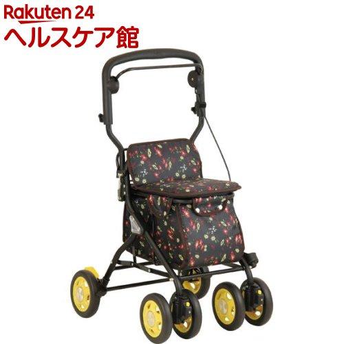 幸和 テイコブ ルーティ SIMD01 フラワーブラック(1台)【TacaoF(テイコブ)】