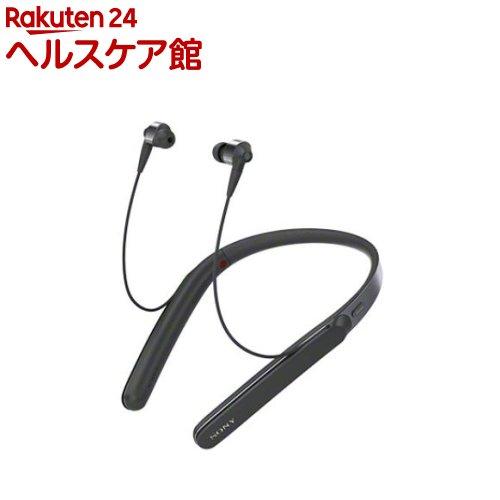 ソニー ワイヤレスノイズキャンセリングステレオ ヘッドセット WI-1000X B(1コ入)