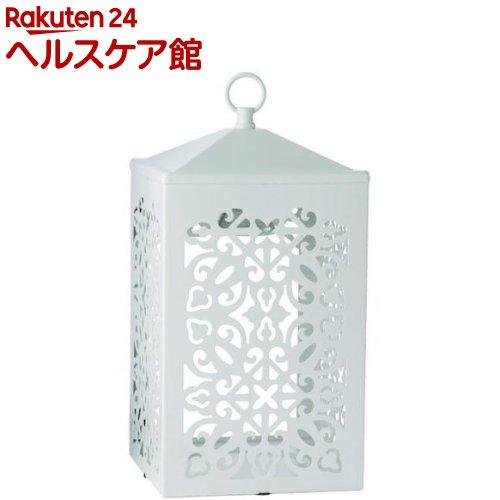 スクロールキャンドルウォーマーランタン (1コ入) 【カメヤマキャンドル】 カメヤマキャンドル ホワイト