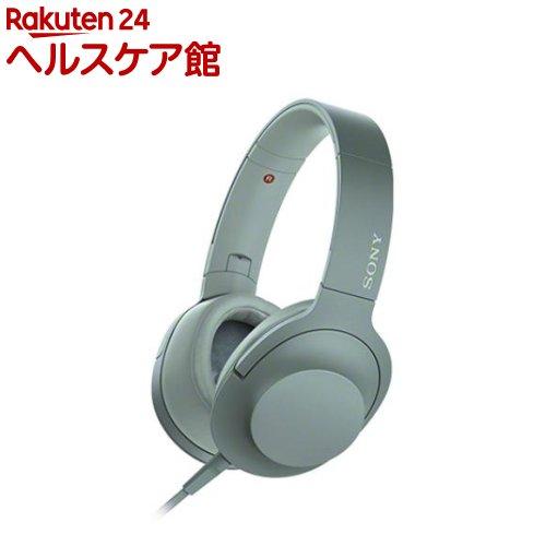 ソニー ステレオヘッドホンh.ear on 2(MDR-H600A) G(1コ入)【SONY(ソニー)】【送料無料】