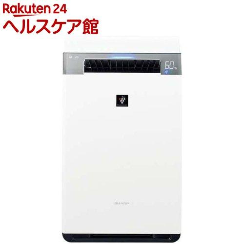 シャープ 加湿空気清浄機 ホワイト系 KI-HX75-W(1台)【シャープ】【送料無料】
