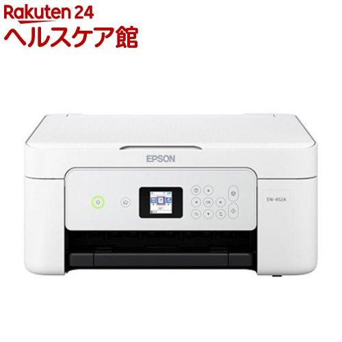 エプソン A4カラーインクジェット複合機 カラリオ EW-452A(1台)【エプソン(EPSON)】
