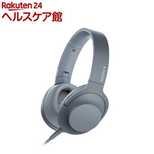 ソニー ステレオヘッドホンh.ear on 2(MDR-H600A) L(1コ入)【SONY(ソニー)】【送料無料】
