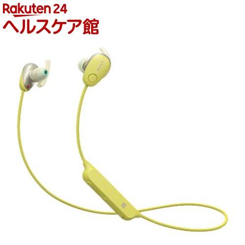 ソニー ワイヤレスノイズキャンセリングステレオヘッドセット WI-SP600N YM(1コ)【SONY(ソニー)】