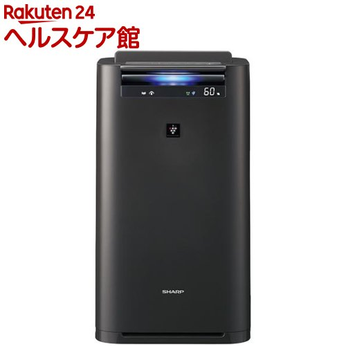シャープ 加湿空気清浄機 グレー系 KI-HS70-H(1台)【シャープ】【送料無料】