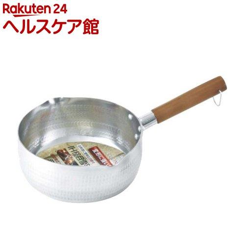 クチーナII IH槌目加工 雪平鍋 20cm ND-7961(1コ入)