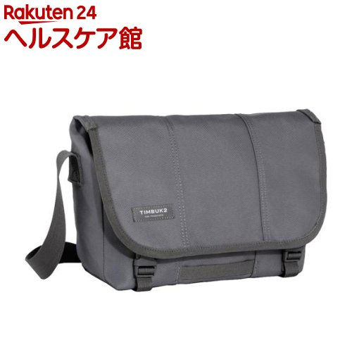 ティンバック2 クラシックメッセンジャーバッグ XS Gunmetal 110812003(1コ入)【TIMBUK2(ティンバック2)】