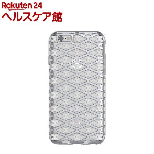 スティール iPhone6s/6 アーバンナイトバー シルバー ST7253i6S(1コ入)【スティール】