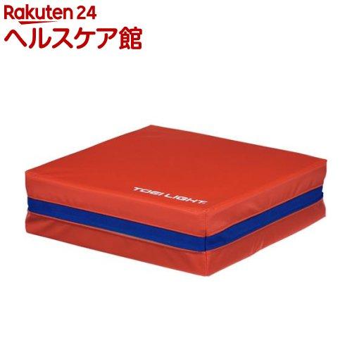 トーエイライト ジャンプ&スプリングマット3 T1877R 赤(1台入)【トーエイライト】