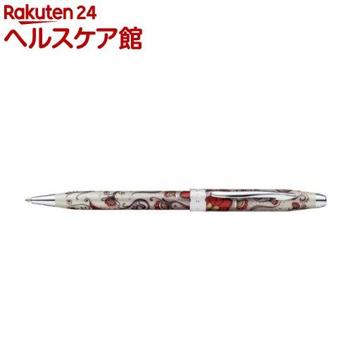クロス ボタニカ レッド ボールペン NAT0642-3(1本)