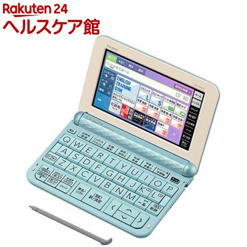 カシオ 電子辞書 エクスワード XD-Z4800BU ブルー(1台)【エクスワード(EX-word)】【送料無料】