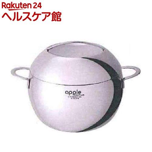 アップル 両手ナベ ビタクラフト 6.6L 2755(1コ入)【ビタクラフト】