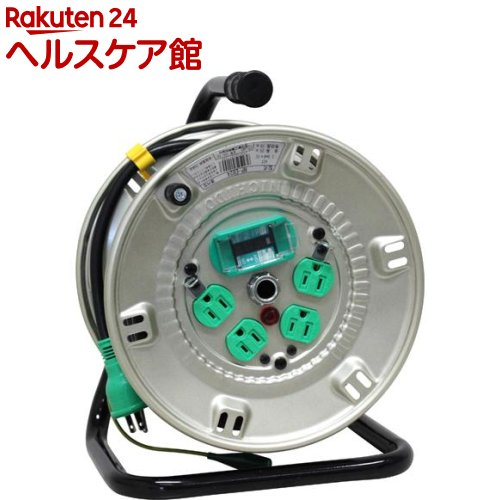 日動 電工ドラム 15A*20m NP-EB24(1コ入)【日動】