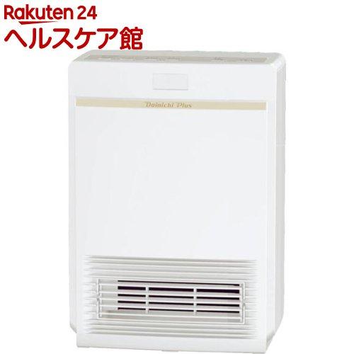 セラミックファンヒーター 暖房1200W ホワイト EF-1217D-W(1台入)【送料無料】