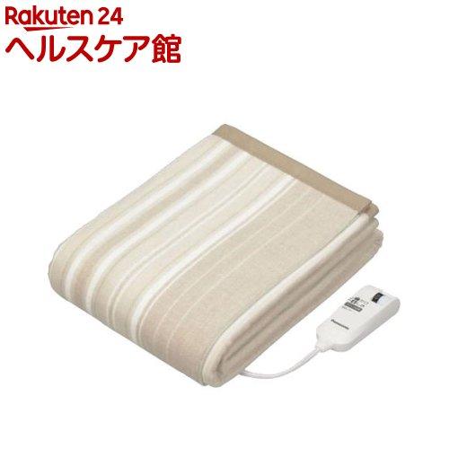 パナソニック 電気かけしき毛布 シングルMサイズ ベージュ DB-R31M-C(1枚入)【送料無料】