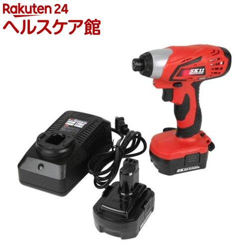 SK11 充電インパクトドライバー 18V SID-180V-15RLD(1台)【SK11】【送料無料】