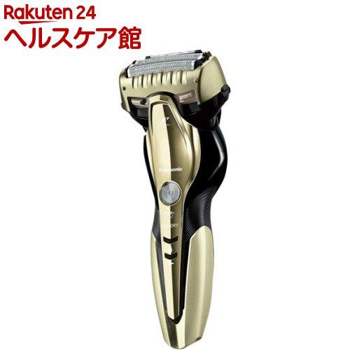 パナソニック メンズシェーバー ラムダッシュ 3枚刃 ゴールド調 ES-ST8Q-N(1コ入)【ラムダッシュ】【送料無料】