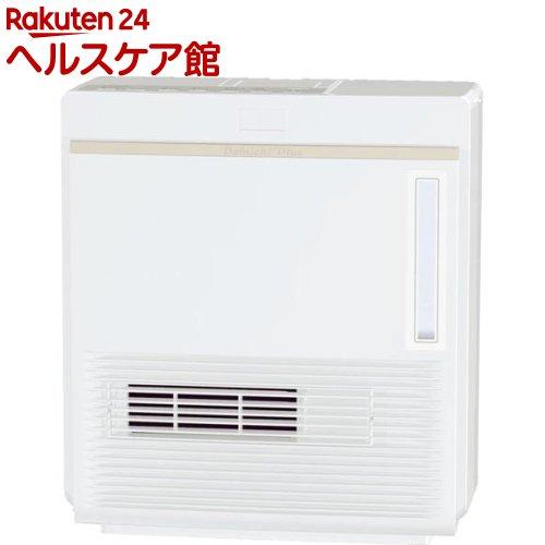 加湿セラミックファンヒーター 暖房1200W/加湿量480mL ホワイト EFH-1217D-W(1台入)【送料無料】