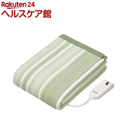 パナソニック 電気かけしき毛布 シングルMSサイズ グリーン DB-R31MS-G(1枚入)【送料無料】