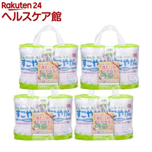 ビーンスターク すこやかM1 大缶(800g*2缶*4セット)【ビーンスターク】
