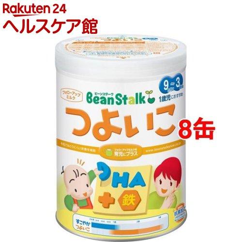 ビーンスターク つよいこ 大缶(820g*8缶セット)【ビーンスターク】
