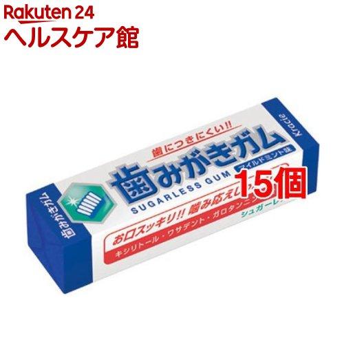 歯みがきガム(9枚入*15コ)