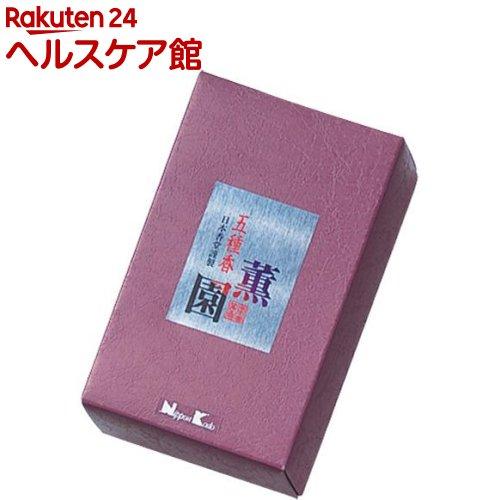 薫園五種香(125g)【日本香堂】【送料無料】