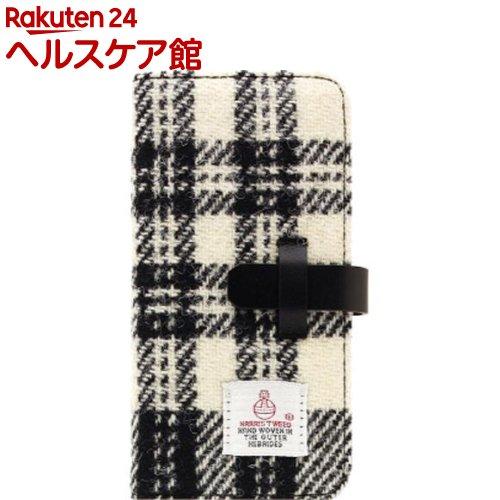エスエルジーデザイン iPhone X ハリスツイード ホワイト*ブラック SD10558i8(1コ入)【SLG Design(エスエルジーデザイン)】【送料無料】