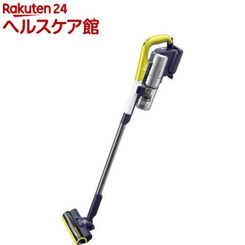 シャープ コードレスサイクロン掃除機 ラクティブ・エア イエロー系 EC-A1R-Y(1台)【シャープ】【送料無料】
