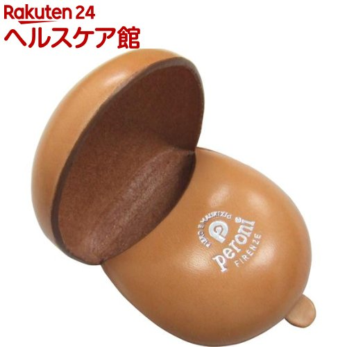 ペローニ コインケース 594 ナチュラル/SV 7575105(1コ入)【peroni(ペローニ)】