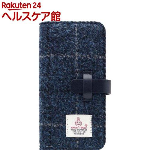 エスエルジーデザイン iPhone X ハリスツイード ネイビー SD10559i8(1コ入)【SLG Design(エスエルジーデザイン)】【送料無料】