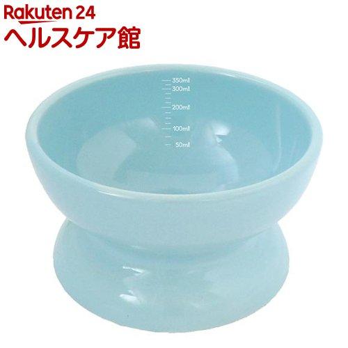 瀬戸焼 専門店 にゃん楽食器 水のみ ミルキーブルー 1コ入 絶品