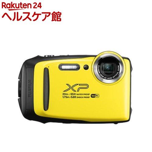 富士フイルム デジタルカメラ FinePix XP-130Y イエロー(1台)【ファインピックス(FinePix)】【送料無料】