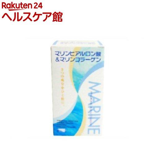MBF マリンヒアルロン酸&マリンコラーゲン(420粒)【丸共バイオフーズ】【送料無料】