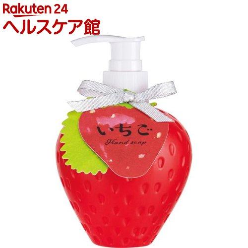 市場 イチゴハンドソープ おトク いちご 240ml あまずっぱいいちごの香り