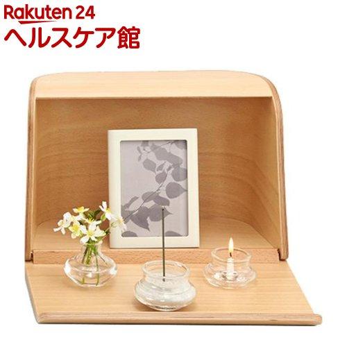 やさしい時間 祈りの手箱 ナチュラル(1コ入)【日本香堂】【送料無料】
