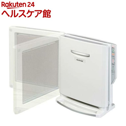 トヨトミ 遠赤外線電気パネルヒーター ホワイト EPH-123FW(1台)【トヨトミ】