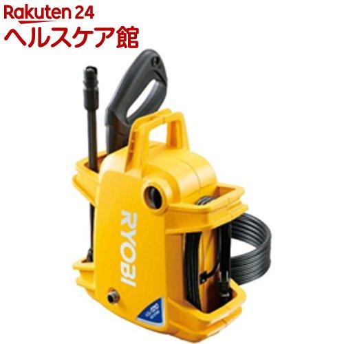リョービ 高圧洗浄機 KSJ1210(1台)【リョービ(RYOBI)】