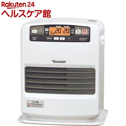 家庭用石油ファンヒーター 木造(戸建)9畳まで クールホワイト FW-3317KE-W(1台入)