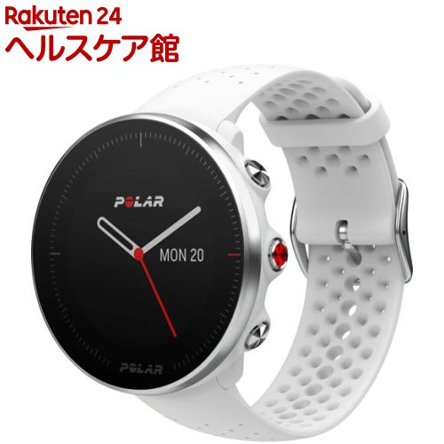 ポラール GPSマルチスポーツウォッチ VANTAGE M ホワイト M/L(1個)【POLAR(ポラール)】