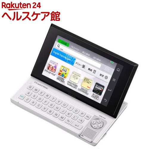 カシオ デジタル学習ツール XDR-A10WH(1コ入)【送料無料】