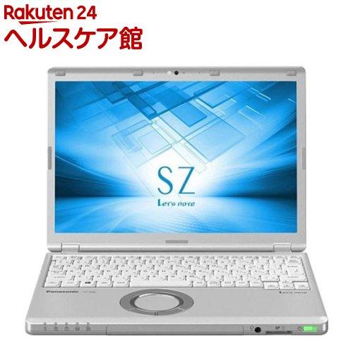 Panasonic ノートパソコン Let's note SZ6 SIMフリー CF-SZ6RFYVS Panasonic ノートパソコン Let's note SZ6 SIMフリー CF-SZ6RFYVS(1台)