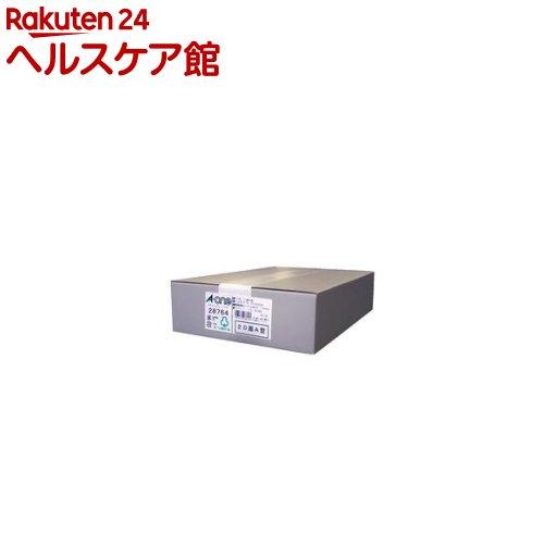 エーワン PPC(コピー)ラベル 20面A型 宛名・表示用 28764(500シート)【送料無料】