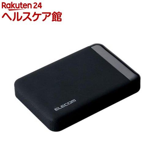 エレコム SeeQVauLt対応2.5inch外付けHDD ブラック ELP-QEN020UBK(1コ入)【エレコム(ELECOM)】【送料無料】