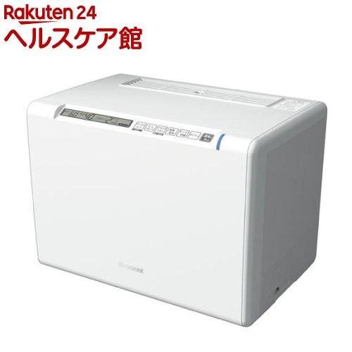 roomist スチームファン蒸発式加湿器 クリアホワイト SHE120RD-W(1台入)【送料無料】
